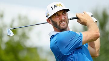 Dustin Johnson 2016