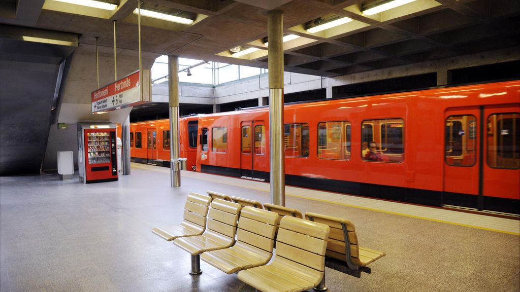Mellunmäen Metroasema