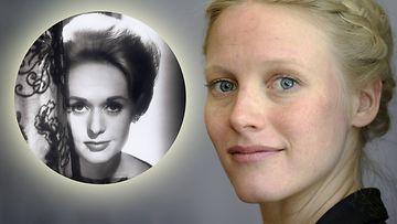 Laura Birn (2015), Tippi Hedren (1963)