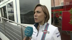 Claire Williams, 2016 (1)