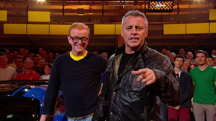 Top Gear 29.5.2016 Chris Evans ja Matt LeBlanc