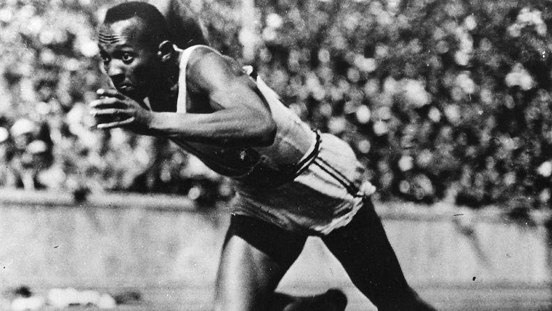 Jesse Owens, Berliini 1936