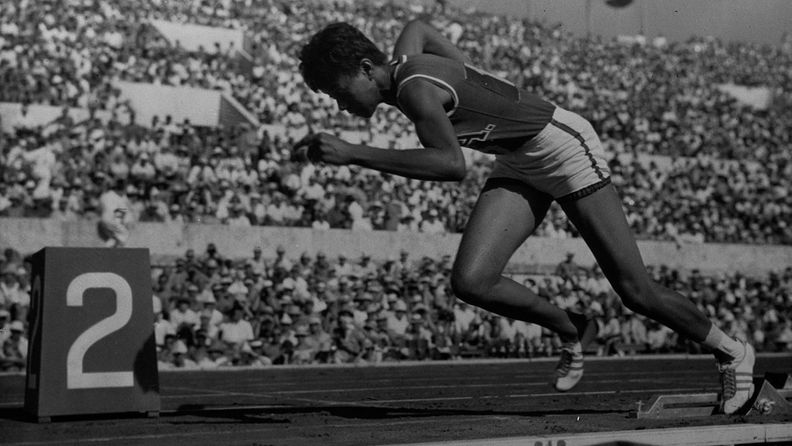 Wilma Rudolph, Rooma 1960
