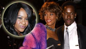 Whitney Houston ja Bobby Brown ja Bobbi Kristina