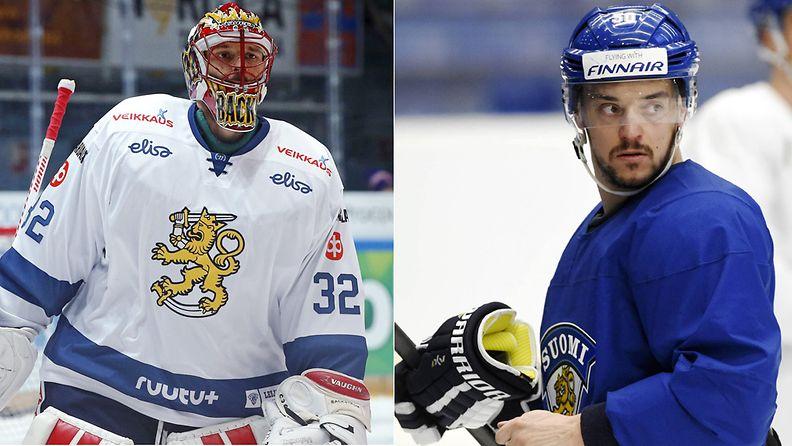 Niklas Bäckström, Juhamatti Aaltonen