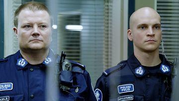 Roba-sarjan Arto ja Pekka (Kari Hietalahti ja Riku Nieminen).