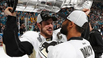 Sidney Crosby, Trevor Daley