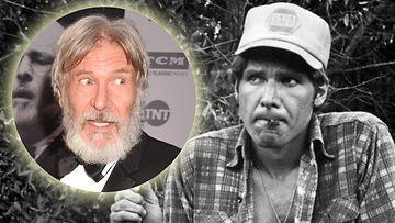 Harrison Ford 1977 ja 2016