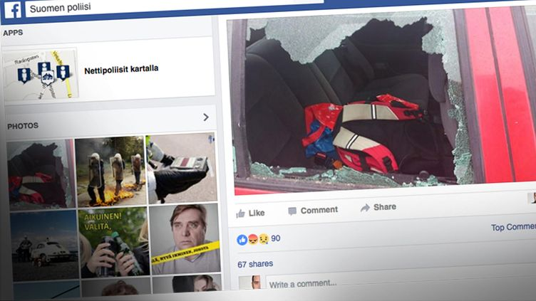 mtv3 facebook Varkaus