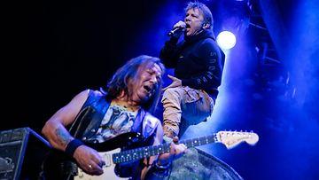 Iron Maiden Shanghaissa 27.4.2016