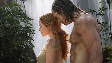 Margot Robbie ja Alexander Skarsgård Tarzan 2016