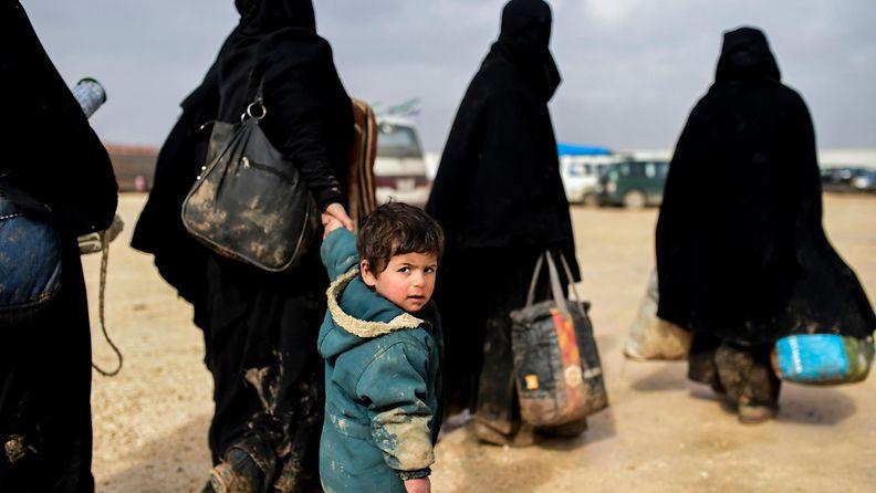 syyrian pakolaiset