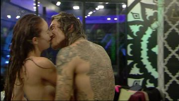 Laura Carter ja Marco Pierre White Jr. Brittien Big Brother 2016 3