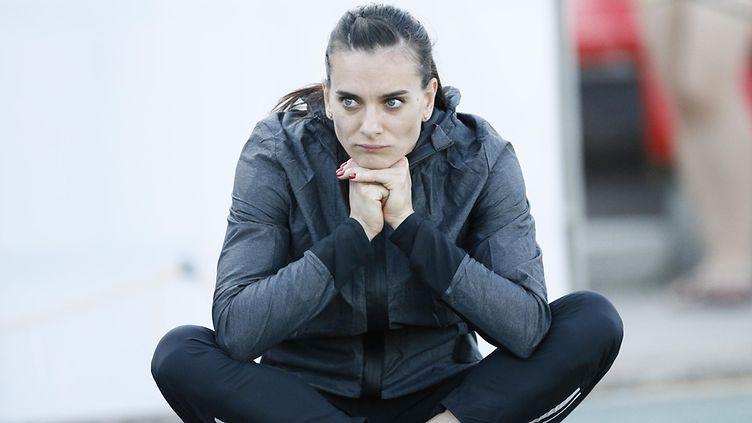 Vitali Kok : Jelena Isinbajeva saa jonnittoo KOKn tomonpoivoisen kokouksen