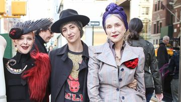 Valerie Von Sobel, Valentina Ilardi Martin, Beatrix Ost