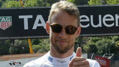 Jenson Button, 2016