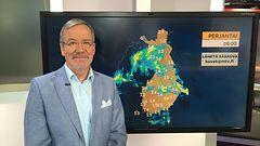 Videot: Meteorologi Visa Saloj�rvi siirtyy tv-ruudusta vapaalle –