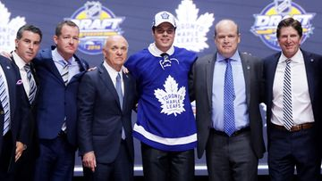 Auston Matthews 2016 draft