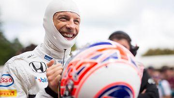 Jenson Button 2016