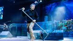 Iron Maiden Bruce Dickinson Oslo 15.6.2016 1