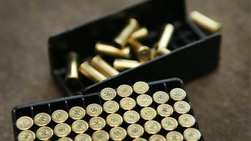 kivääri pienoiskivääri patruuna hylsy