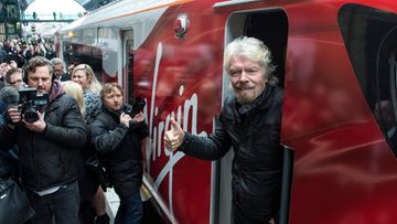 Virgin Group Richard Branson