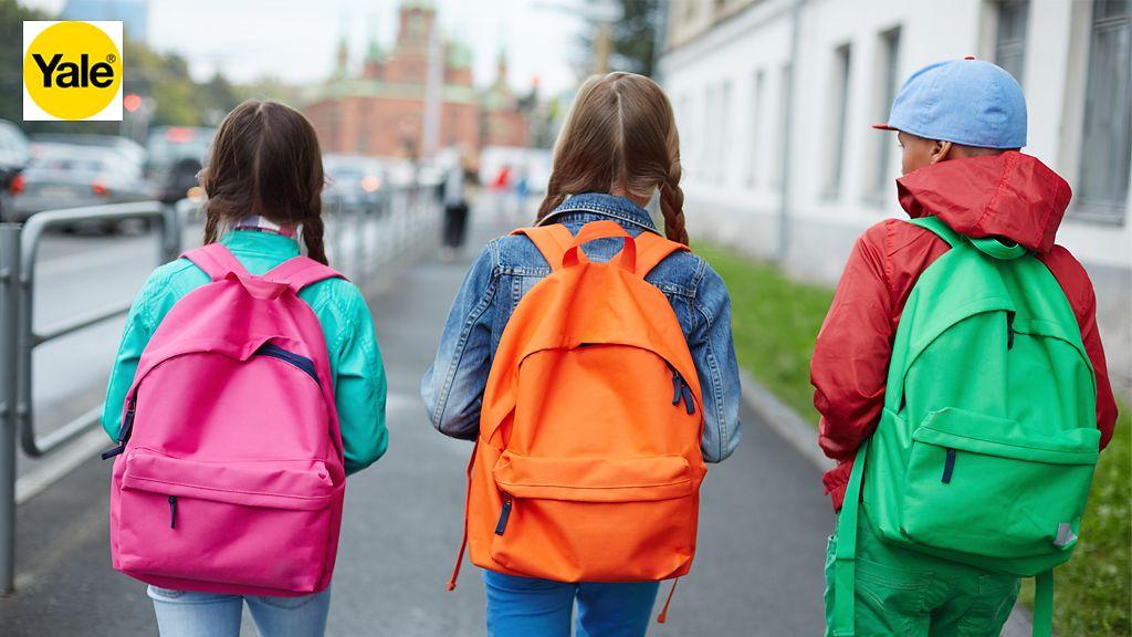 koulun aloittaminen