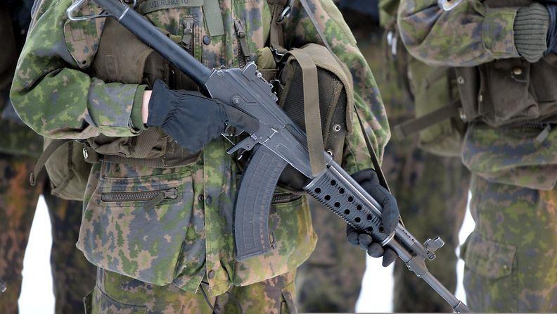 RK62 rynnäkkökivääri
