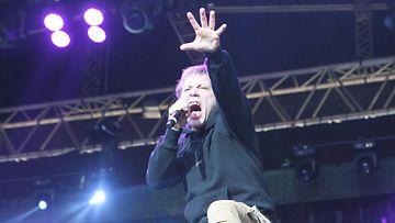 Iron Maiden Hämeenlinna 29.6.2016 8