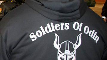 Soldiers of Odin. Kuvituskuva.