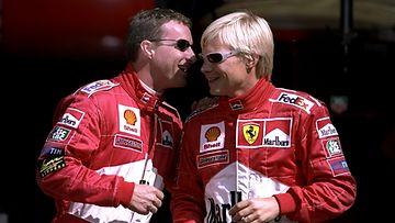 Eddie Irvine, Mika Salo, 1999