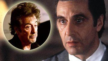 Al Pacino 2015 + Naisen tuoksu 1992