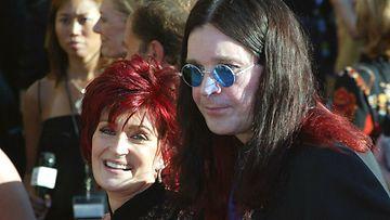 Ozzy ja Sharon Osbourne 2002