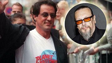 Sylvester Stallone 1995 Markus Selin 2015