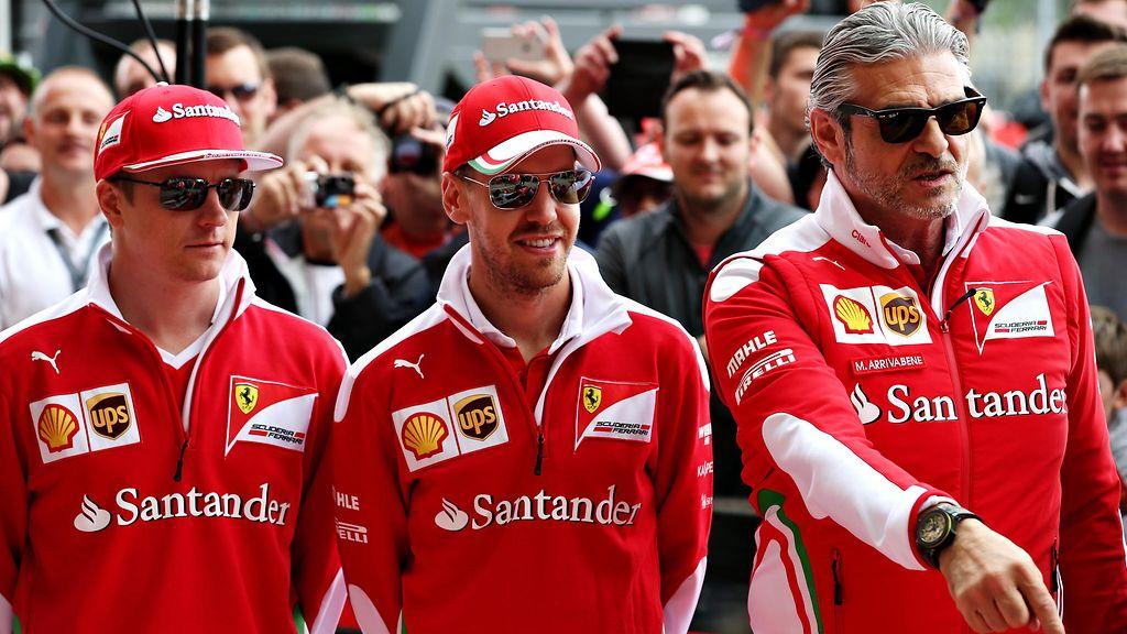 Räikkönen: Ha nem is álmodozol róla, a Ferrari az Ferrari!