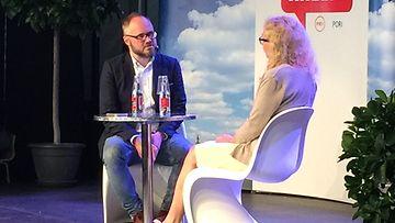 Anneli Auer SuomiAreena 2016 Enbuske