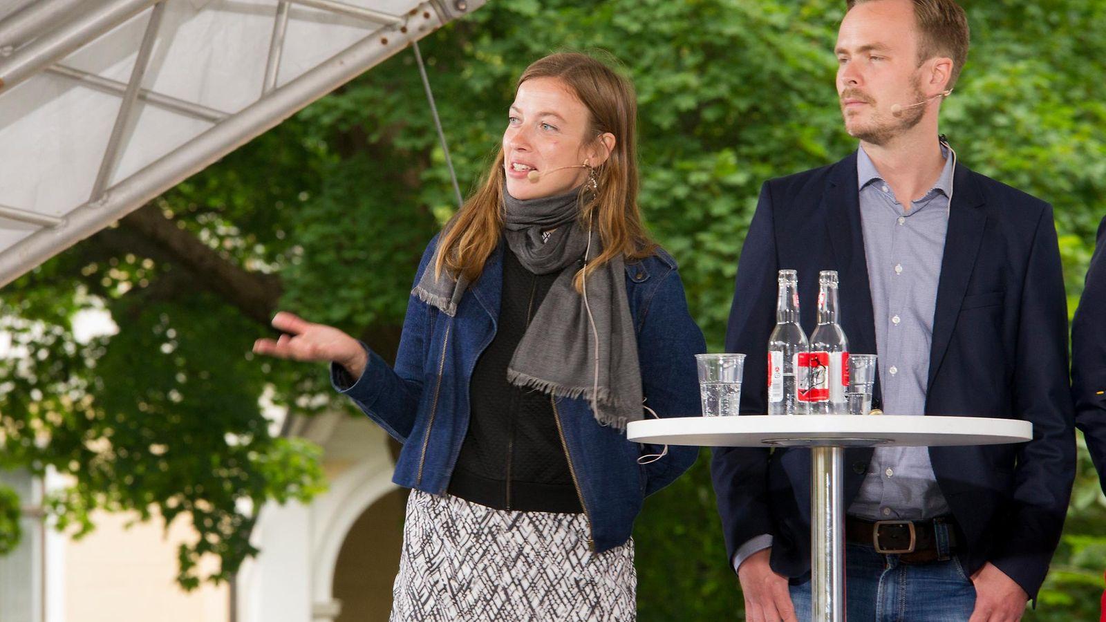 Li Andersson Henri Salonen