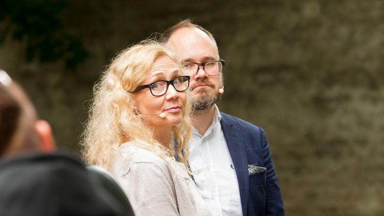 Anneli Auer SuomiAreena Tuomas Enbuske