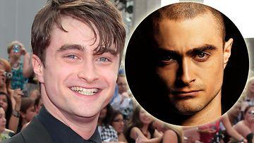Daniel Radcliffe Potterista uusnatsiksi heinäkuu 2016 / kesä 2011