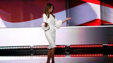 melania trump republikaanit