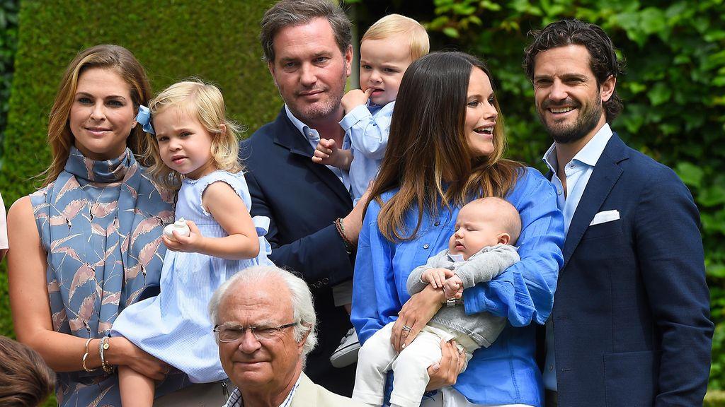 Ruotsin Kuninkaalliset Lapset