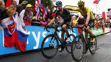 Chris Froome, Wout Poels