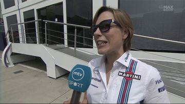 claire Williams 2016
