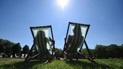 Kuvat: No nyt on jo liian kuuma! Euroopassa jopa 40 astetta, maailmalla yli 50 asteen p�tsej�