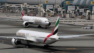 Dubai Lentokenttä