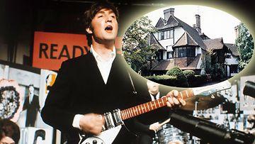 Lennon ja talo