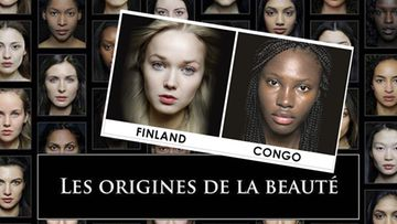 The Ethnic Origins of Beauty