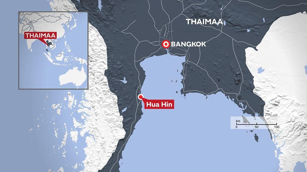 Thaimaan Pommi Iskussa Kuoli Paikallinen Papaijamyyja Mtvuutiset Fi