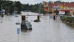 Louisianan tulvissa menehtynyt jo kuusi – yli 20 000 joutunut j�tt�m��n kotinsa