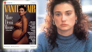 Demi Moore 1991